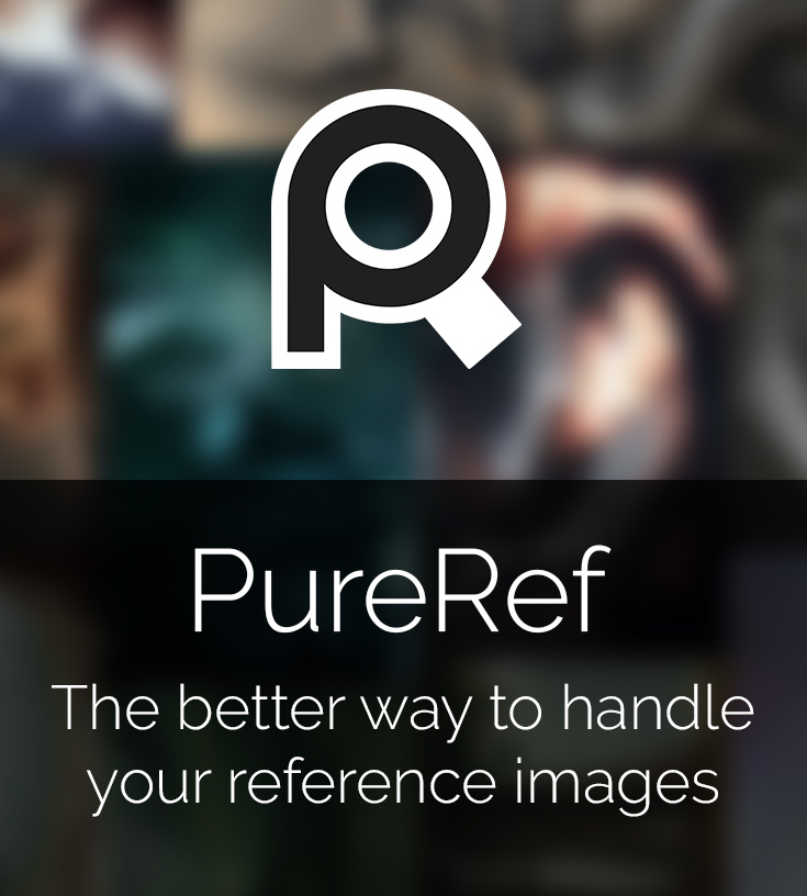 PureRef - The simple reference viewer